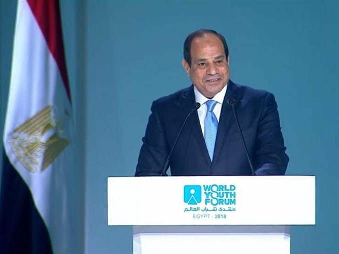 President Abdel Fatah Elsisi Launched the presidential Initiative African App Launchpad, AAL in World Youth Forum - Sharm El Sheikh in Nov 2018.